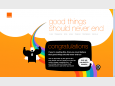 Good Things Should Never End - Orange's Unlimited Web Page